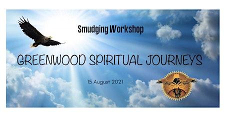 Smudging Workshop tickets