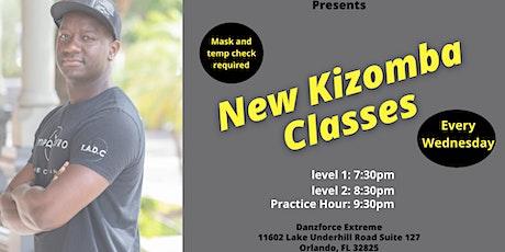 New Kizomba Classes(Orlando) tickets