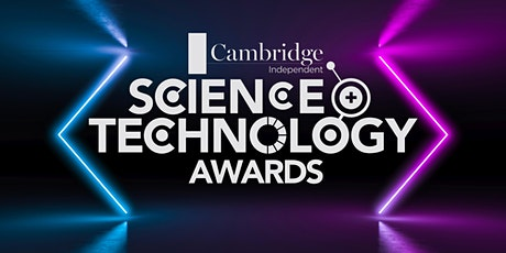 Cambridge Independent Science and Technology Awards tickets