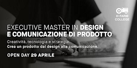 Open Day Online Master in Design e Comunicazione di Prodotto - M8 biglietti