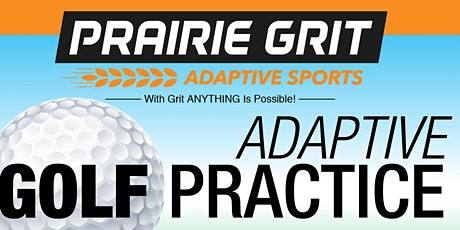 PGAS Adaptive Golf Practice tickets