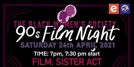 BWS 90s Film Night tickets