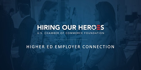 MILSPOUSE / HIGHER EDUCATION EMPLOYER CONNECTION tickets
