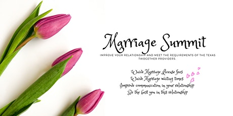 Marriage Summit tickets