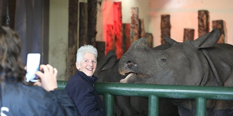 RZSS Edinburgh Science Festival - Ask the Experts at Edinburgh Zoo! tickets