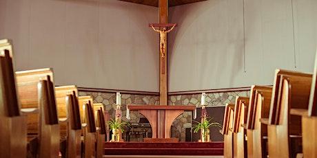 St. Pius X Roman Catholic  Church - Sunday Mass, April 11th at 11:00 am tickets
