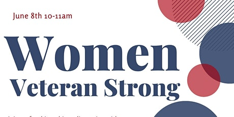 Women Veteran Strong tickets