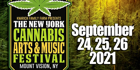 NY Cannabis Arts and Music Festival tickets