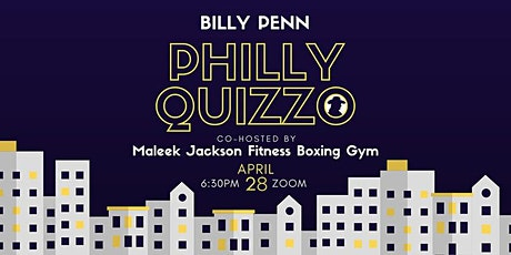 Billy Penn Philly Quizzo - April 2021 tickets
