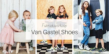 Fabrieksverkoop Van Gastel Shoes - mei 2021 tickets