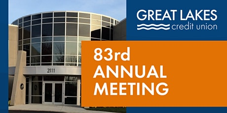 GLCU Annual Meeting tickets