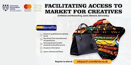 Access to Market Lagos - Day 1: Creatives tickets