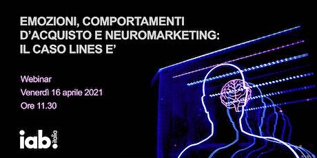 """Emozioni, comportamenti d'acquisto e neuromarketing: Il caso """"LINES è"""" biglietti"""