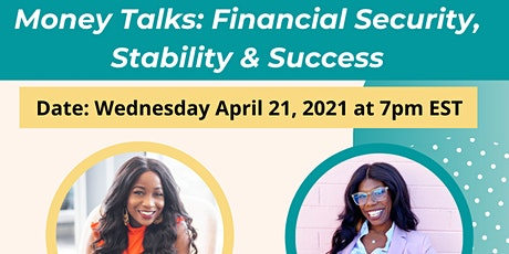 Money Talks: Financial Security, Stability & Success tickets