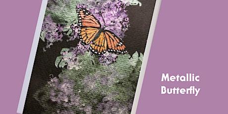 NEW Metallic Butterfly tickets