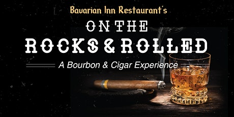 On  the Rocks & Rolled  a Bourbon & Cigar Experience tickets