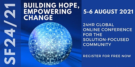 SF24 / 21- Building hope, empowering change biglietti