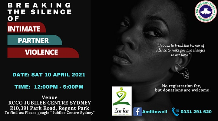 Breaking The Silence of Intimate Partner Violence image