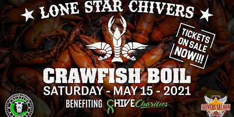Lone Star Chivers Crawfish Boil tickets