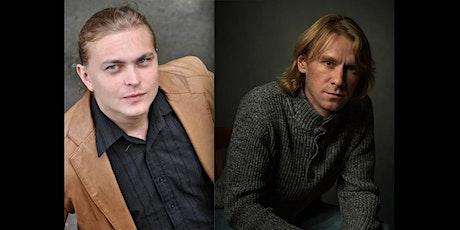 Virtual Ticket for Chamber Music featuring Sergey Antonov & Ilya Kazantsev tickets