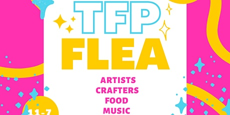 TFP FLEA - Shop Local Shop Small Tallahassee Market tickets