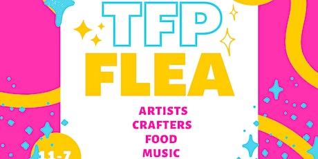TFP FLEA - Shop Local Shop Small Tallahassee Market tickets