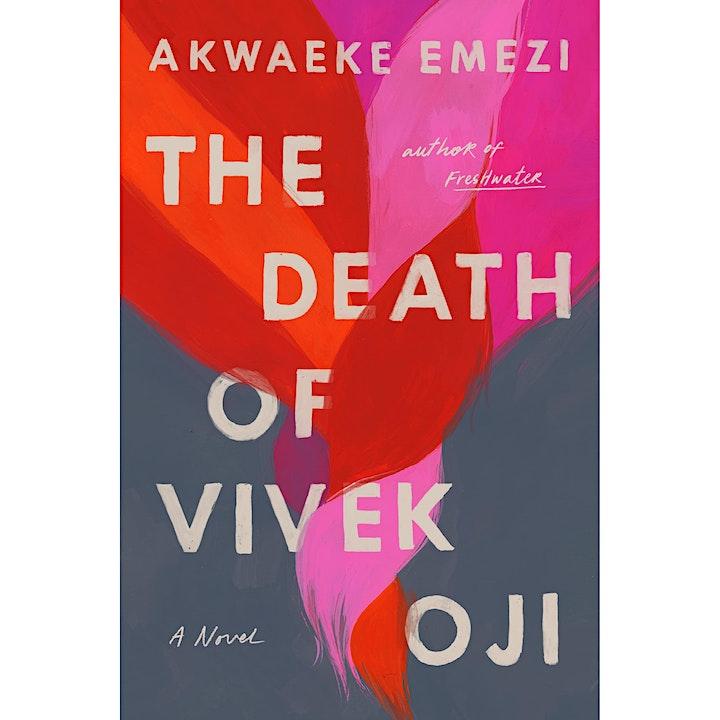 June Book Club Meeting, The Death of Vivek Oji by Akwaeke Emezi image