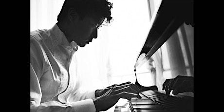 Virtual Ticket for  Piano Masterworks featuring Steven Lin, Solo Piano tickets