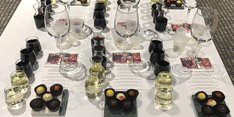 Wine and Chocolate Pairing Experience tickets