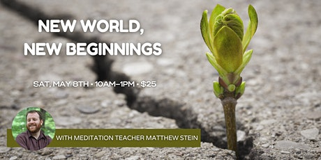 New World, New Beginnings: an online workshop tickets