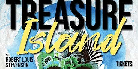 Half Cut Theatre's Treasure Island @  The Woolpack 6.30pm tickets