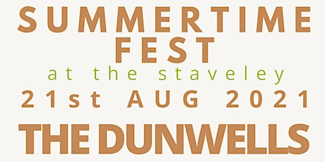 SUMMERTIME FEST at The Staveley tickets