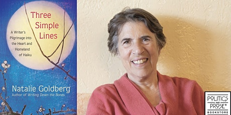 Natalie Goldberg Workshop: Write Your Pandemic Story—Three Lines at a Time tickets