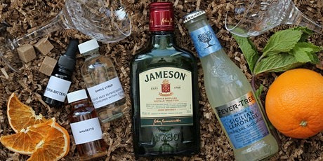 Shake it Up Saturdays - WHISKEY Virtual Classic Cocktail Making Workshop tickets