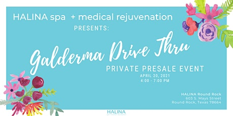 Drive Thru - Galderma Promotion Event tickets