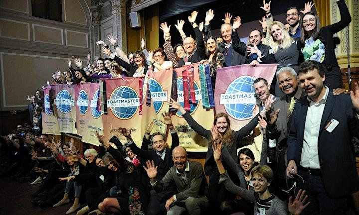Immagine Gara Internazionale di Public Speaking  | D109 Division A  Conference 2021