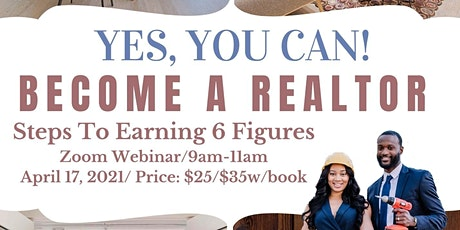 Yes You Can! Become a REALTOR! tickets