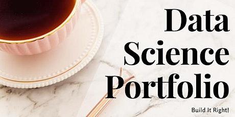 [Webinar] Building Data Science Portfolio tickets
