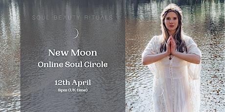 New Moon Healing Soul Circle tickets