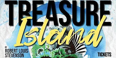 Half Cut Theatre's Treasure Island @ Challis Garden 2pm tickets