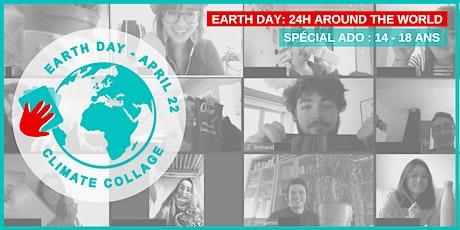 Fresque du Climat pour les 14-18 ans (Edition Spéciale Earth Day en ligne) billets