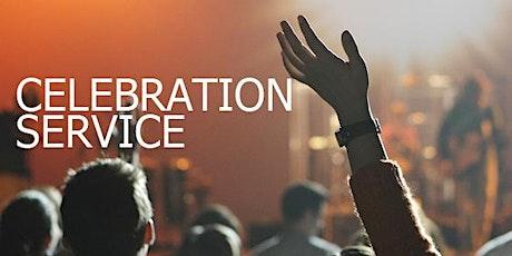 CELEBRATION SERVICE: MAY 16, 2021 tickets