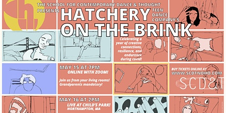 Hatchery presents: ON THE BRINK!  -- ONLINE with Zoom! tickets