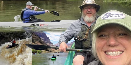 Paddle the LOST SWAMP with Mike Womack (Featured Guide for May) tickets