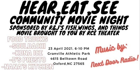 Eat - Hear - See tickets