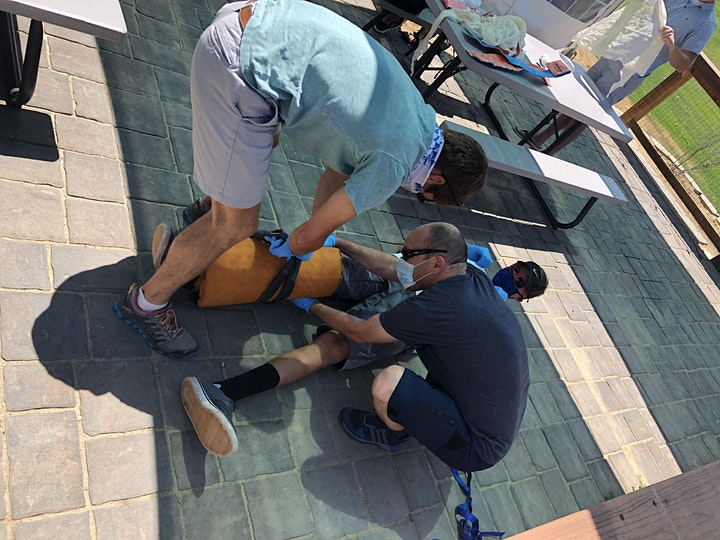 Nevada League North - WFA/CPR Course image