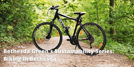 Sustainability Series: Biking in Bethesda tickets