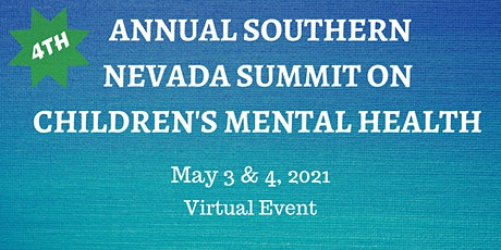 4th Annual Southern Nevada Summit on Children's Mental Health tickets