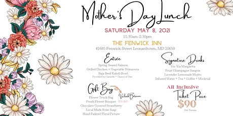 The Fenwick Inn Mothers Day Lunch tickets