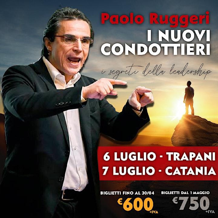 Immagine I NUOVI CONDOTTIERI 2021 di Paolo A. Ruggeri - TRAPANI